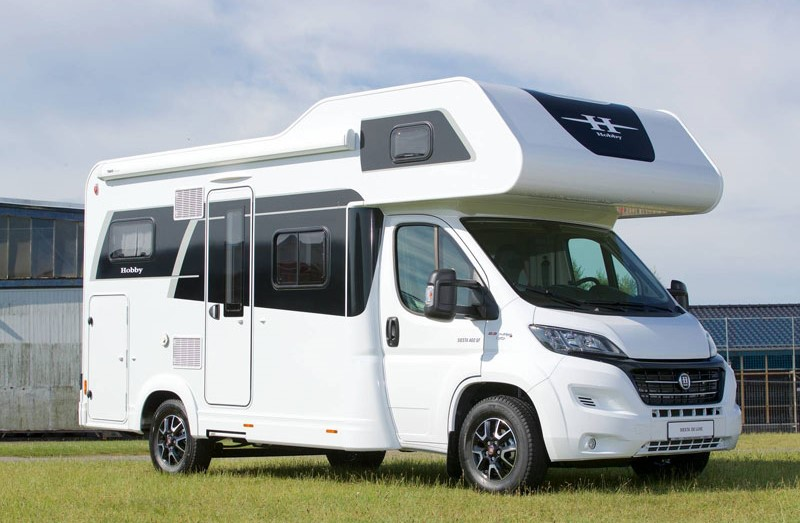 Motorhome for Sale: New Hobby Motorhomes Campervans