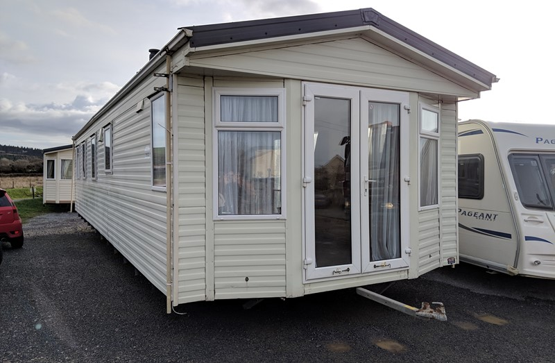 Willerby Salisbury 2008 used leisure home