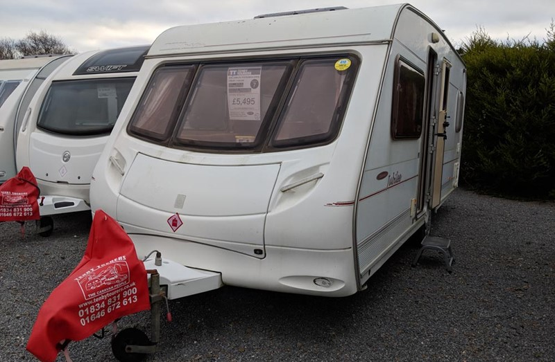 Touring Caravan for Sale: Ace Jubilee Statesman - 2003